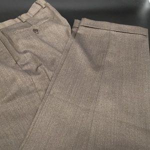Brooks Brothers Fitzgerald Fit 100% Wool Pants